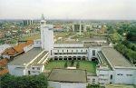 KANTOR Gubernur Jawa Timur di Jl. Pahlawan 110 Surabaya
