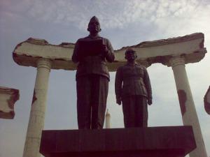 Patung Proklamator Sukarno-Hatta