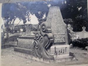 Makam lama WR Soepratman