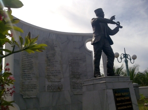 Patung WR Soeprtaman