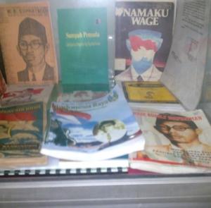 Buku tentang WR Soepratman