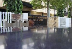 Gedung kantor YKP di Jalan Sedap Malam, kawasan Balaikota Surabaya