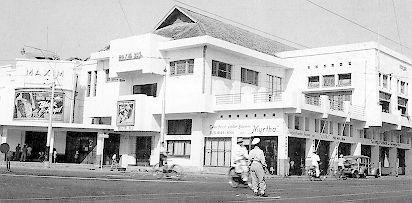 Dulu Bioskop Indra ini paling ramai, sekarang sudah tutup