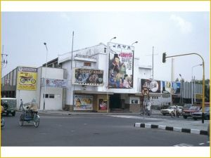 Bioskop Jaya di Jalan Tembaan Surabaya