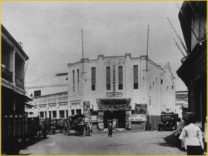 Bioskop Pie Oen Kie di Jalan Panggung