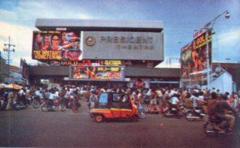 Bioskop President di Jalan Embong Malang 39