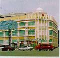 Gedung SIOLA di jalan Tunjungan milik Pemkot Surabaya