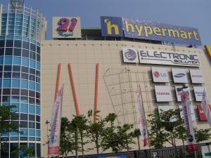 Royal Plaza di jalan A.Yani Surabaya