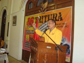 H.Abdul Moeis Oesman, Ketua DPW LA ARH Jatim