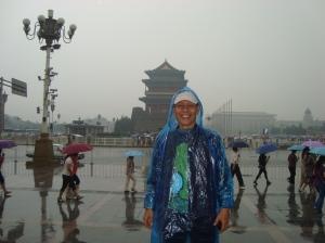 Yousri di Tiannanmen